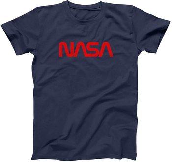 NASA czerwony Retro USA prom kosmiczny Program Unisex męska koszula tanie i dobre opinie Podróż TR (pochodzenie) Cztery pory roku Z okrągłym kołnierzykiem SHORT normal COTTON Na co dzień Znak