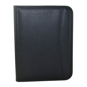 Image 3 - Multifunctional A4 Conference Folder Professional Business PU Leather Document Case Organizer Bag Portfolio with Calculator
