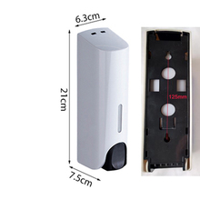 Modun Plastic Zeepdispensers Muur Handdesinfecterend Dispenser Vloeibare Zeep Douche Handdesinfecterend Badkamer Zeepdispenser