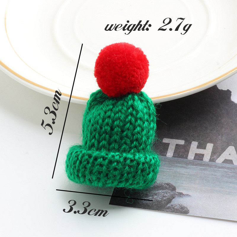 Нагрудные булавки брошь для женщин Милая Мини вязанная Hairball брошь «шляпа» булавка для свитера куртки значок ювелирные изделия шерстяной шар DIY подарок для женщин и девочек