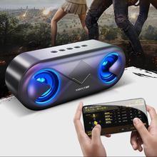 HobbyLane 6D стерео портативный Bluetooth динамик 10 Вт беспроводной динамик открытый динамик Поддержка TF карты/USB драйвер/AUX Лидер продаж