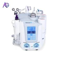 Портативный 6 в 1 кислородная машина для глубокой очистки лица для всех типов кожи