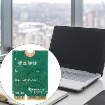 Intel Dual Band AC 9560 9560NGW NGFF 1,73 Гбит/с BT5.0 карта M.2 CNVI Wifi Беспроводная O6E3