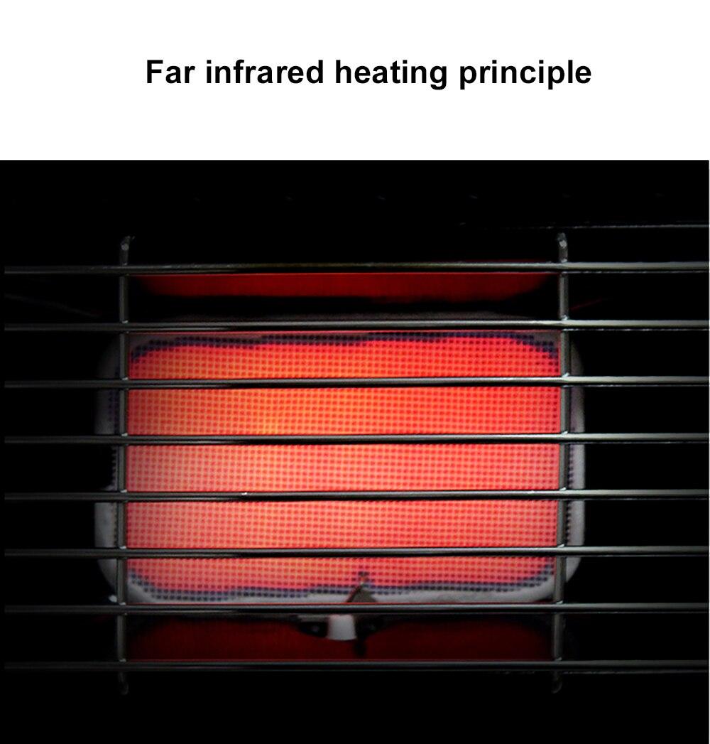 Novo aquecedor de inverno equipamento térmico para