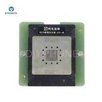 AMAO Reballing 스텐실 네트 솔더 템플릿 아이폰 A8 A9 A10 CPU BGA 수리 주석 심기 플랫폼 환기 구멍