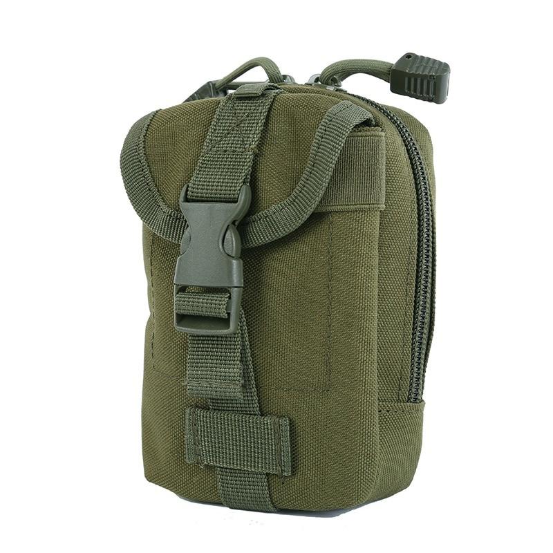 Spor ve Eğlence'ten Avcılık Çantaları'de Açık spor çanta 1000D omuz askeri av çanta taktik sırt çantası yardımcı kamp avcılık Trekking çantası yeni title=