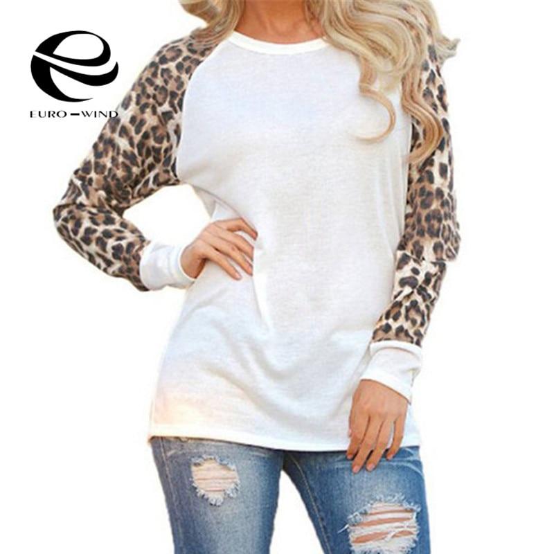 Plus Size 5XL Harajuku Women's Sweatshirt And Hoody Ladies Kpop Leopard Patchwork Hood Casual Hoodies Women Girls Top Sportswear