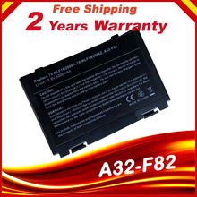 Laptop Battery For ASUS X5D X5DAB X5DAF X5DC X5DI X5DID X5DIP X5DIE X5DIJ X5DIN X5DAD K60I K61IC A1