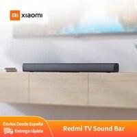 Xiaomi Redmi TV Sound Bar Soundbar 30W Altavoz TV Bluetooth 5.0 Cine En Casa Estéreo Inalámbrico Sonido Envolvente Para El Hogar