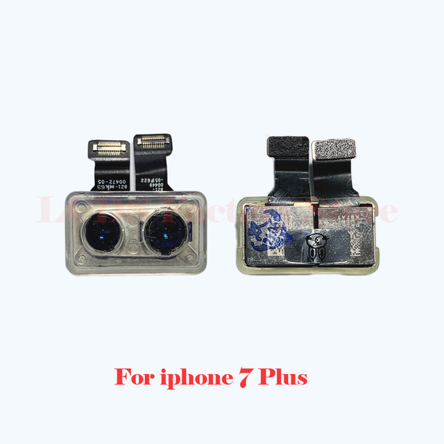 Original Camera For iphone 4S 5S 6 6s 7 8 Plus Back Camera Rear Main Lens Flex Cable Camera For iphone X XR XS MAX 11 PRO Camera 4