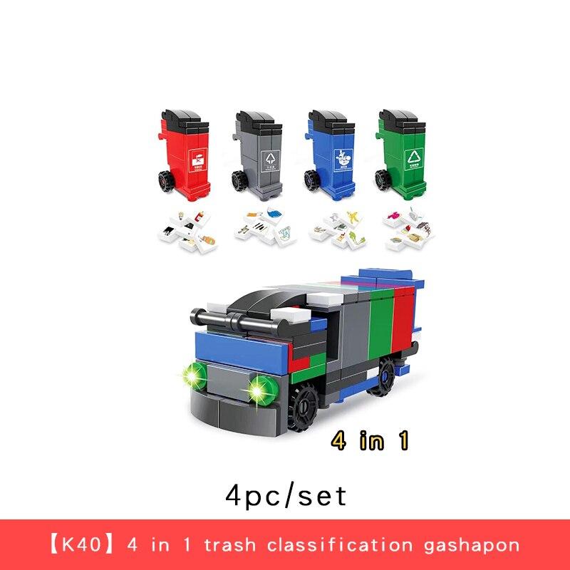 BANDAI iRobot Roomba Gashapon Mini Figure All set of 4 capsule toys JPN NEW F//S
