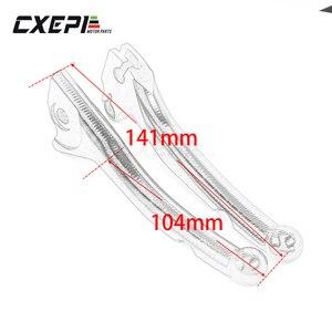 Image 5 - Motocykl CNC przednia tarcza hamulcowa tylny bęben kierownica dźwignie hamulcowe do VESPA LXV150 LXV150 PRIMAVERA 150 SPRINT 150 2017 2018 2019