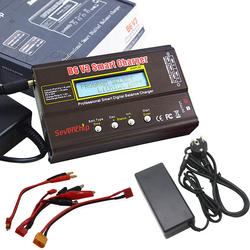 IMAX B6 V3 80W Lipo Balance Charger/Discharger With 12V 5A AC Adapter For LiHV LiIonLiFe NiCd NiMH PB Battery