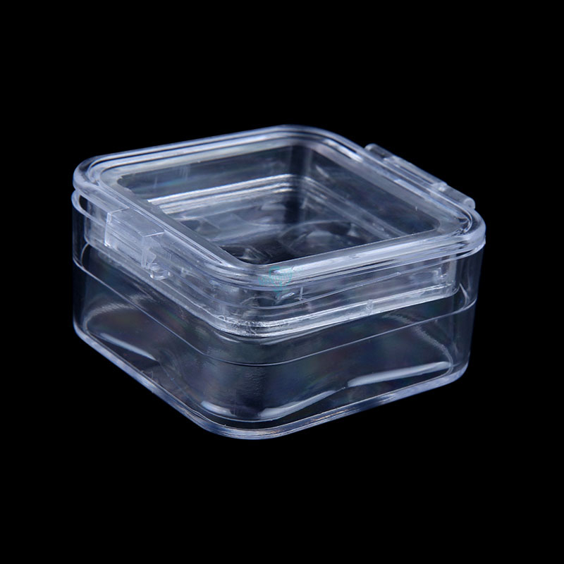 Dental Tooth Box with Film High Quality Dental Supply Denture Storage Box Membrane Tooth Box with hole 5