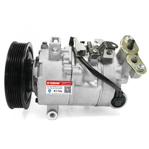 Image 1 - Car air con compressor For RENAULT MEGANE SCENIC III 1.5DCI 1.6 2008  248300 2230 447150 0020 447260 3040  7711497392 8200939386