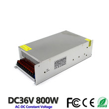 For Safety Monitoring Lamp Box DC36V 800W Power Supply High Reliability Motor Engine Waterproof Safe(China)