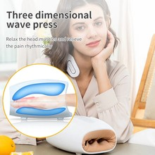 Smart Electric Hand Massage Device Air Compression Heated Palm Finger Massager Spa Relax Pain Relief Girlfriend Gif Relaxation
