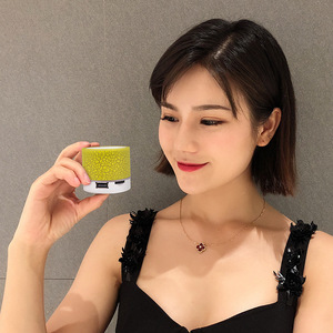 Image 3 - بلوتوث صغير المتكلم اللاسلكية عمودي مكبر الصوت LED مضخم صوت ستيريو TF بطاقة USB Mp3 الصوت مشغل موسيقى