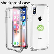 Four-corner airbag anti-fall Fitted Case For iphone xr case iphone 7 case iphone 8 case iphone case iphone 6 case iphone x case