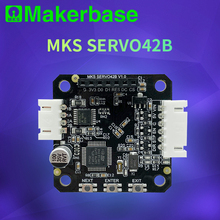 Makerbase MKS SERVO42B NEMA17 STM32 폐 루프 스테퍼 모터 드라이버 CNC 3d 프린터 부품은 Gen L Gen L