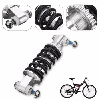 B95 Black Metal 450LBS/in Rear Suspension Shock Damper Bike Shock Absorber image