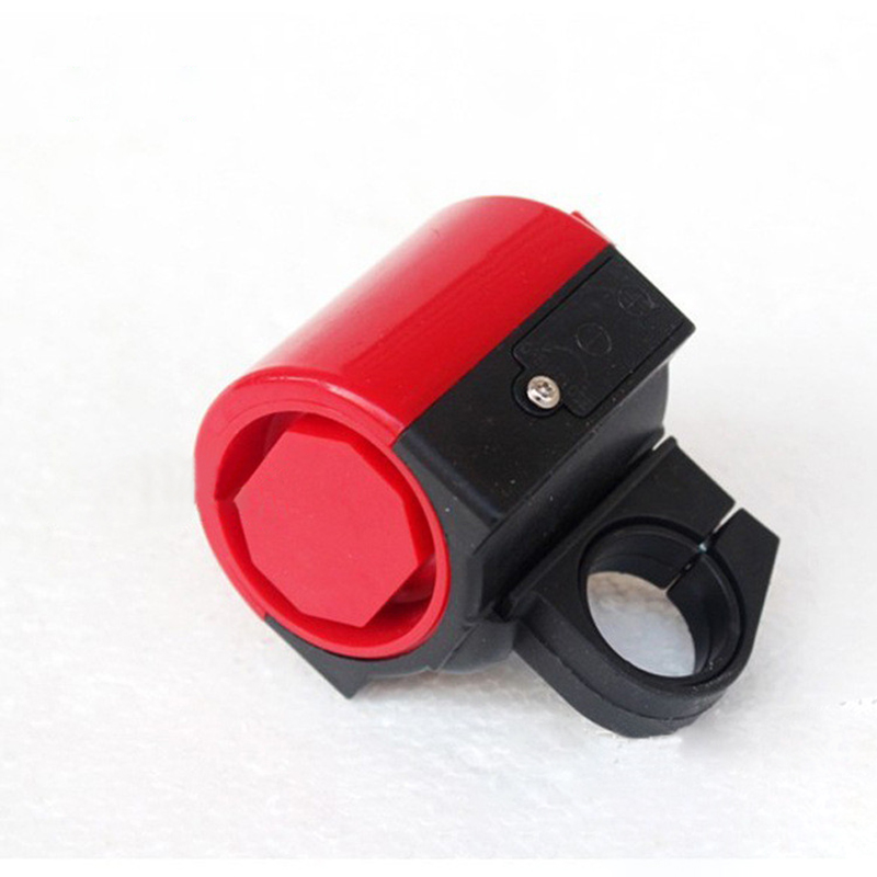 MTB Road Bicycle Bike Electronic Bell Loud Horn Cycling Hooter Siren Holder 2019