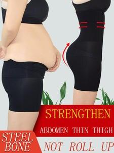 Corrective Underwear Panties Modeling-Strap Butt-Lifter Slimming-Belt Waist-Trainer Pulling