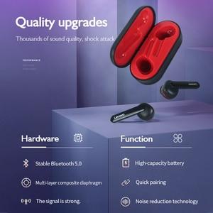 Image 4 - Lenovo Headphone TWS True Wireless Earphone Bluetooth 5.0 Deep Bass Earbuds HD Stereo HIFI Noise Reduction Headset Touch Button