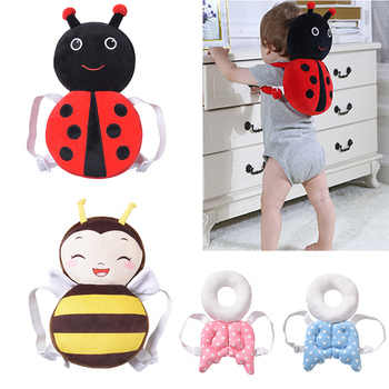 Baby Head Protection Pad Toddler Headrest Pillow Baby Neck Lovely Wings Nursing Drop Resistance Cushion Baby Protect Cushion baby pillow head protection pad toddler headrest pillow baby neck cute wing nursing drop resistance cushion baby protect cushion