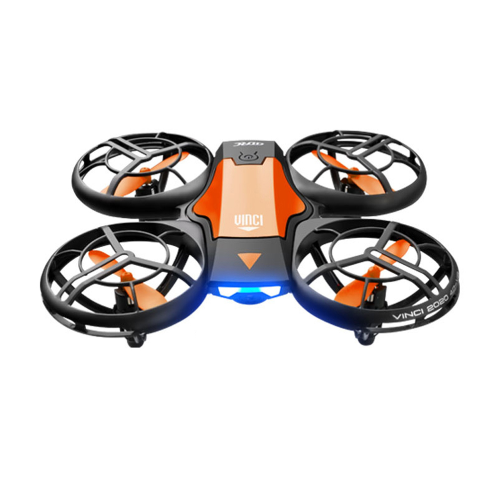 H8c3e9bd68d854d13b058c586345e0c12L - New V8 Mini Drone 4K 1080P HD Camera WiFi Fpv Air Pressure Height Maintain Foldable Quadcopter RC Dron Toy Gift