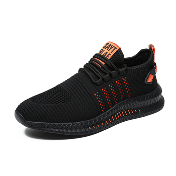 Men Sneakers Breathable Men Casual Shoes Super Light Sports Walking Shoes Male Big Size Fashion Walking Trainers Drop Shipping new shoes light double wheel breathable glowing walking shoes led roller skates 3 colors unisex students walking sneakers