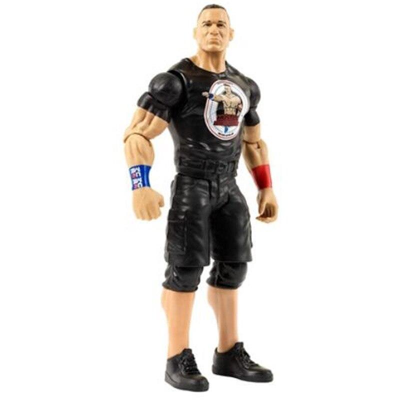 Novo 16cm superstar john cena wrestling gladiadores lutador figura brinquedo