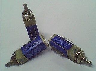 2 pièces/lot américain RESfrance commutateur à bande rotative 12 vitesses