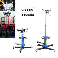 (Ship From AU) Hydraulic Transmission Jack Stand 0.5 Ton Gearbox Car Engine Lifter Hoist