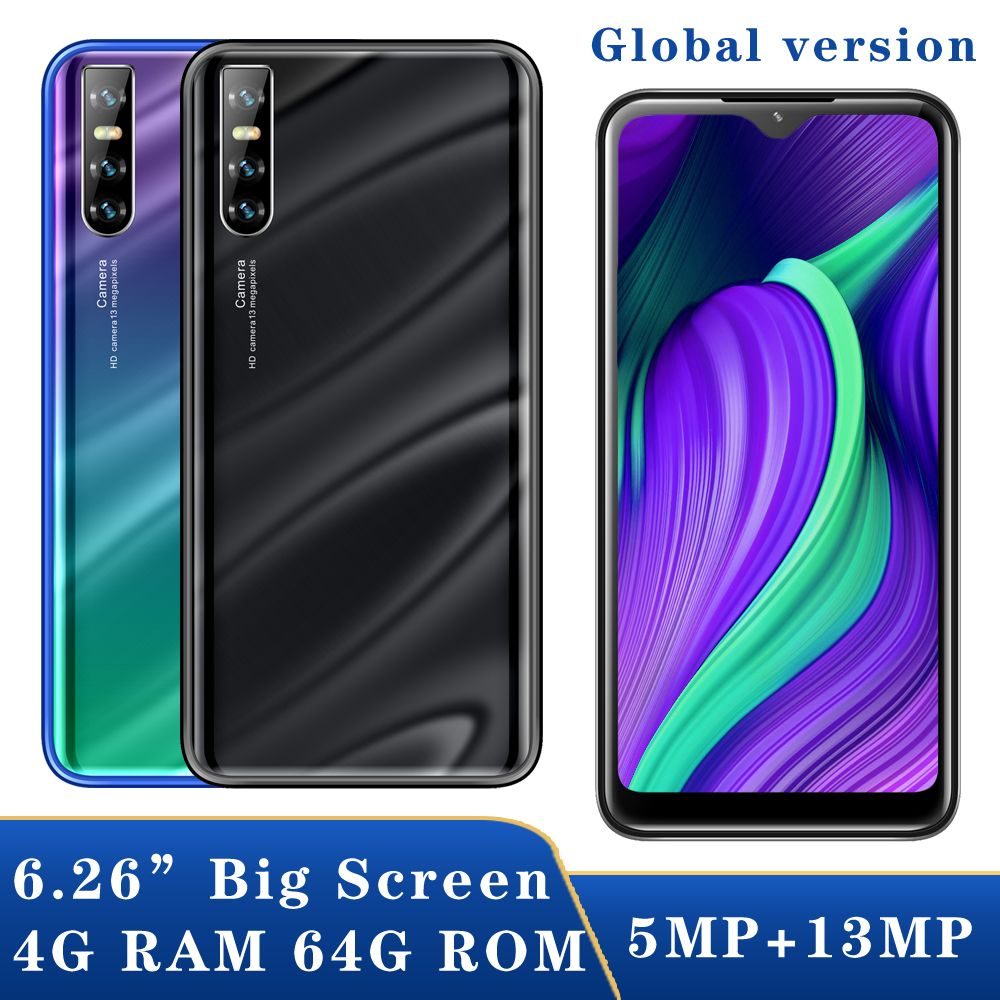4 ГБ Оперативная память 64G Встроенная память P30 pro смартфон 6,26
