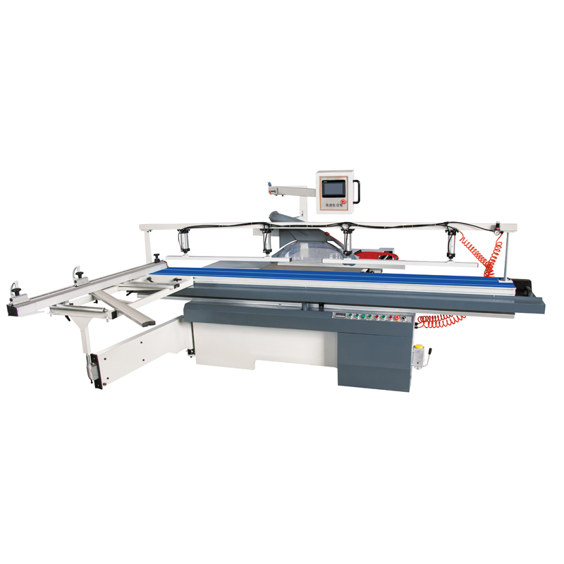 Woodworking Sliding Table Panel Saw Wood Working Machine