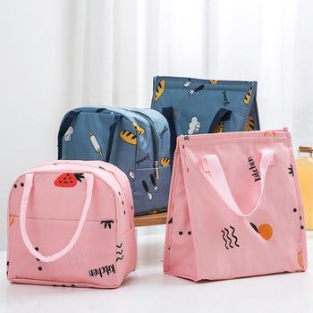 Bolsas Termicas Bolsos Grandes Para Mujer Glaciere Isotherme Repas Lonchera Personalized Bag Borsa Termica Koeltasje