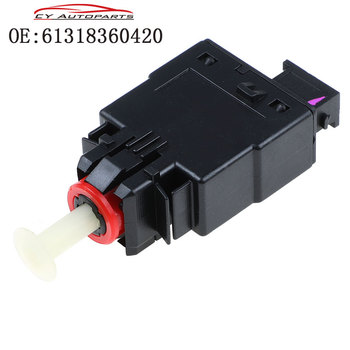 YAOPEI New Brake Stop Light Switch For BMW E28 E30 E32 E36 E36 E9 1985-1999 61318360420 image