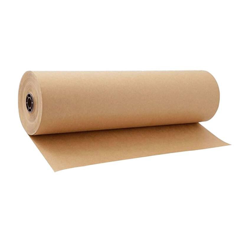 30 metros marrom kraft papel de embrulho 01