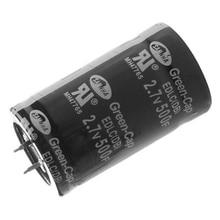 2,7 V 500F автомобильный конденсатор автомобиля супер фарадные конденсаторы 10 миллиом esr-конденсатор 35x60 мм для автомобильного выпрямителя