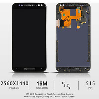5.7'' LCD For Motorola Moto X Style LCD Display Touch Screen Digitizer Assembly For Moto X Style StXT1570 XT1572 XT1575 LCD
