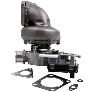 GT2052V турбо зарядное устройство для Land Rover Defender 2.4L 143HP w/Электронный привод supercharger turbine 6C1Q6K682EJ LR018396