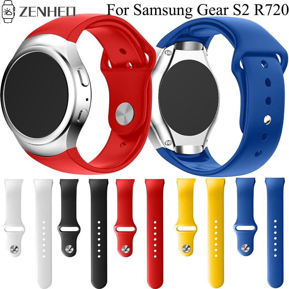 Strap For Samsung Galaxy Gear S2 R720