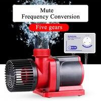 variable frequency water pump JDP large flow adjustable submersible pump fish tank water pump mute WIFI 110V 240V SUNSUN