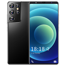 Смартфон Galxy S21 Ultra, 6 + 128 ГБ, две SIM-карты, 5000 мАч, 11 ядер, 24 + 48 Мп, 6,1 дюйма