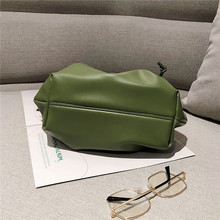 Women Bags Simple Shoulder Bag Messenger Bag Wild Fashion Cloud Dumplings Package High Quality Female Casual Crossbody Bags