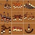 LOFT Retro Alten Boot Massivholz Bar Industrie Anhänger Lampe Vintage Kreative Persönlichkeit Holz Lampe Für Esszimmer Wohnzimmer