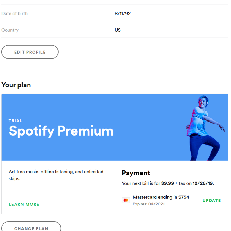 Image 2 - 3 Month Warranty Private Spotify Premium  Works on PCs Smart TVs Set top Boxes Android IOS Tablets PCs-in Home Theatre System from Consumer Electronics