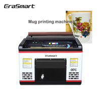 China heißer verkauf A3 Uv-flachbettdrucker Inkjet drucker Maschine für Telefon fall acryl PVC karte stift holz glas metall