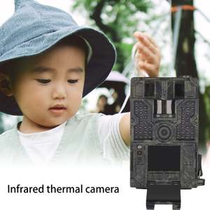 Hunting Camera 16 Million HD Waterproof Camera IR Light Night Vision Infrared Thermal Camera For Outdoor  security surveillance